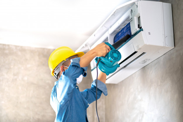airconditioner maintenance